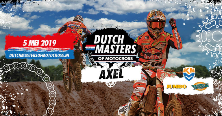 Wijziging kalender Dutch Masters of Motocross 2019