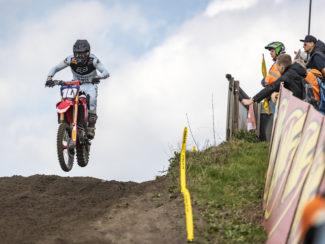 Calvin Vlaanderen, MXGP Valkenswaard 2019. Foto: Jarno van Osch
