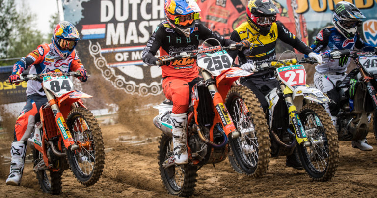 Geen Dutch Masters of Motocross in 2020: op naar 2021!