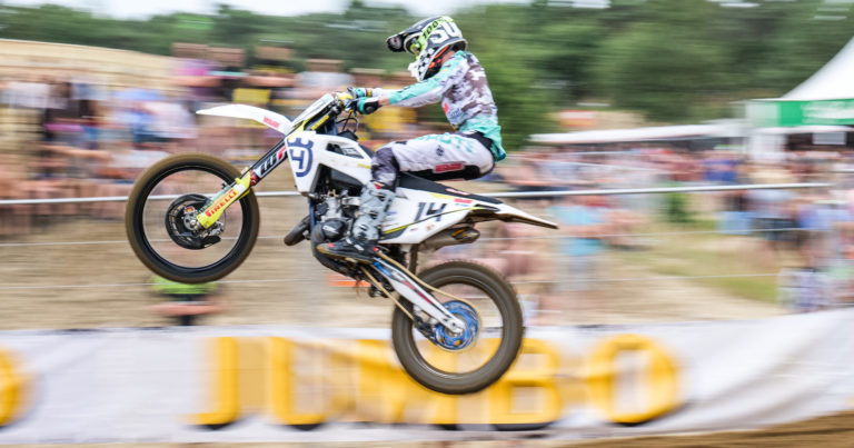 De Wolf en Valk winnen Dutch Masters of Motocross 2019