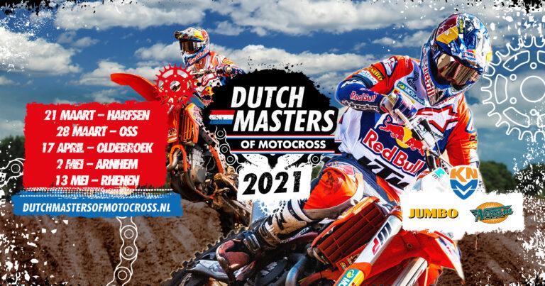 Kalender Dutch Masters of Motocross 2021!